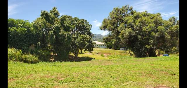 Ahopueo Dr, Kalaheo, HI 96741 (MLS #640763) :: Elite Pacific Properties