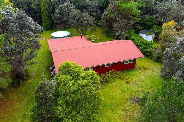 99-177 Maealani Pl, Volcano, HI 96785 (MLS #640773) :: Iokua Real Estate, Inc.