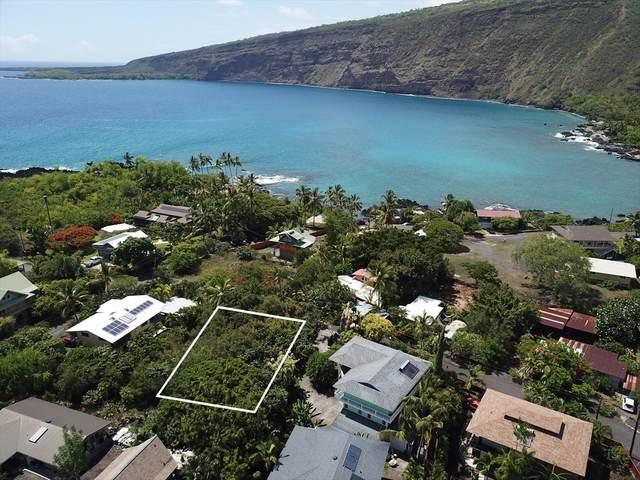 Kahauloa St, Captain Cook, HI 96704 (MLS #640794) :: Song Team | LUVA Real Estate