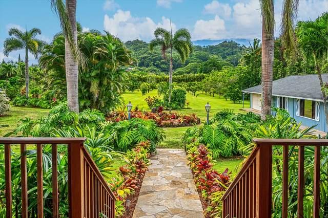 1271 Kamalu Rd, Kapaa, HI 96746 (MLS #640827) :: Kauai Exclusive Realty