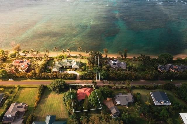 3617 Anini Rd, Kilauea, HI 96754 (MLS #640828) :: Kauai Exclusive Realty