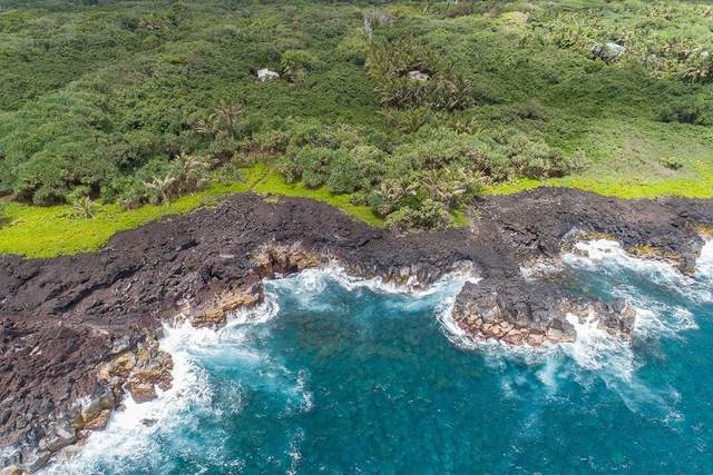 Government Beach Rd, Pahoa, HI 96778 (MLS #640848) :: Corcoran Pacific Properties