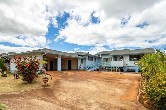 4736 Kalai Onamanu St, Waimea, HI 96796 (MLS #640849) :: Corcoran Pacific Properties