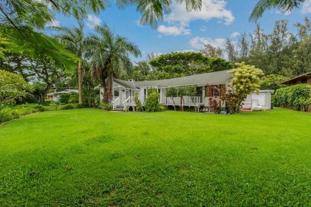 5539 Kuamoo Rd, Kapaa, HI 96746 (MLS #640866) :: LUVA Real Estate