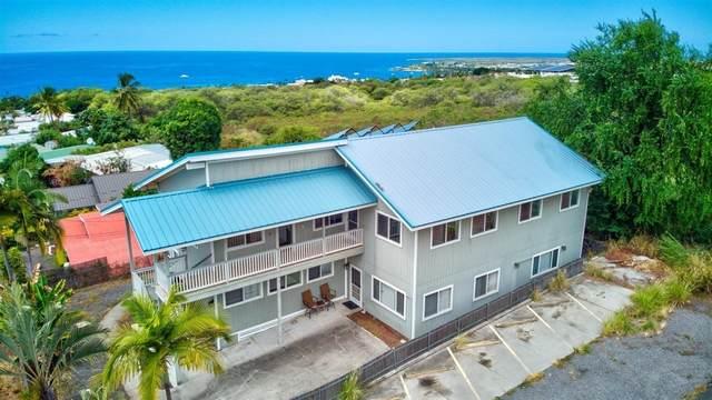 75-247 Pumehana St, Kailua-Kona, HI 96740 (MLS #640883) :: Team Lally