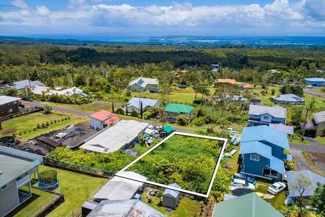25-183 Pukana La Street, Hilo, HI 96720 (MLS #640886) :: Song Team | LUVA Real Estate