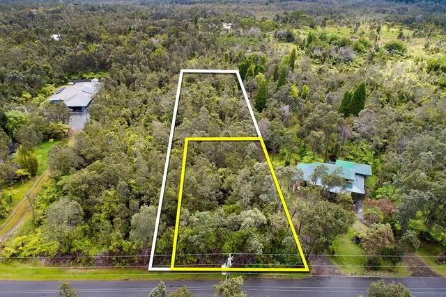 11-3972-A Nahelenani St, Volcano, HI 96785 (MLS #640887) :: LUVA Real Estate