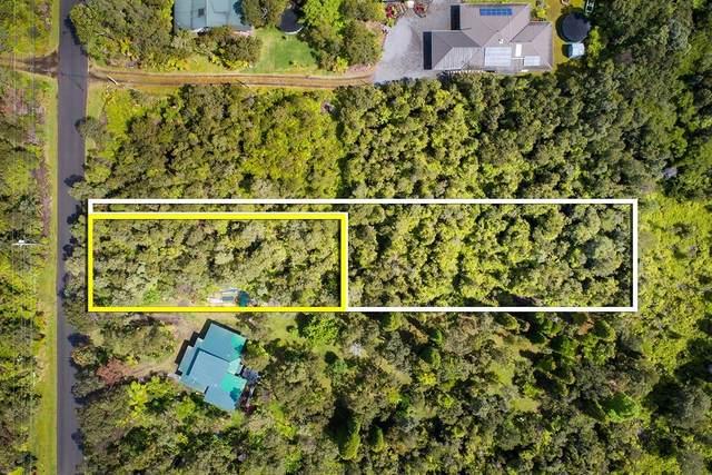 11-3972 Nahelenani St, Volcano, HI 96785 (MLS #640888) :: LUVA Real Estate