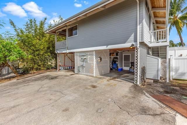 76-6128 Royal Poinciana Wy, Kailua-Kona, HI 96740 (MLS #640904) :: Song Team | LUVA Real Estate