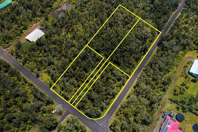 11-3895 Nahelenani Street, Volcano, HI 96785 (MLS #640907) :: LUVA Real Estate