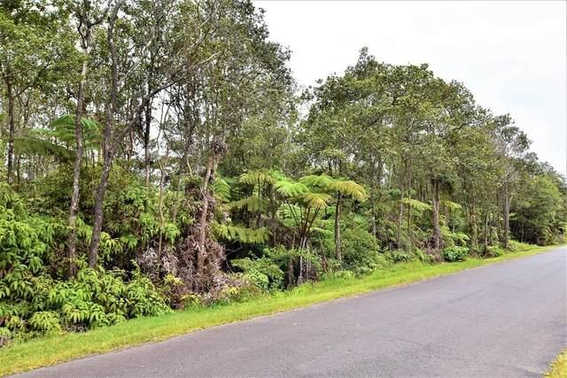 Mokuna Street, Volcano, HI 96785 (MLS #640922) :: Elite Pacific Properties