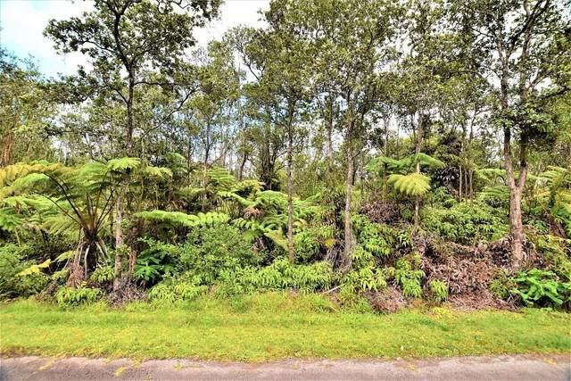 Mokuna Street, Volcano, HI 96785 (MLS #640923) :: Elite Pacific Properties