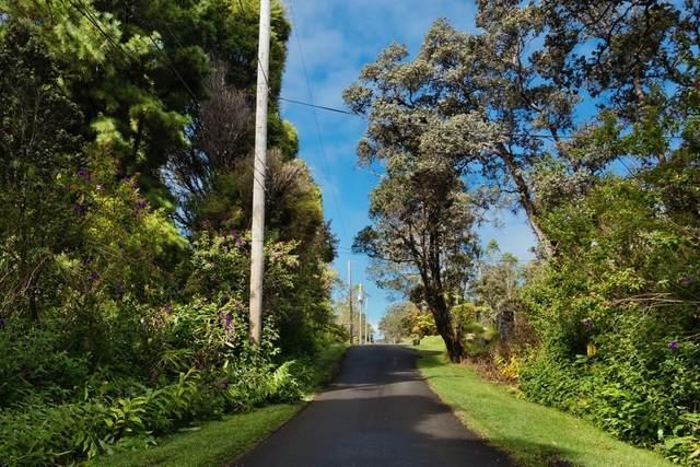 19-3932 Keonelehua Ave, Volcano, HI 96785 (MLS #640963) :: LUVA Real Estate