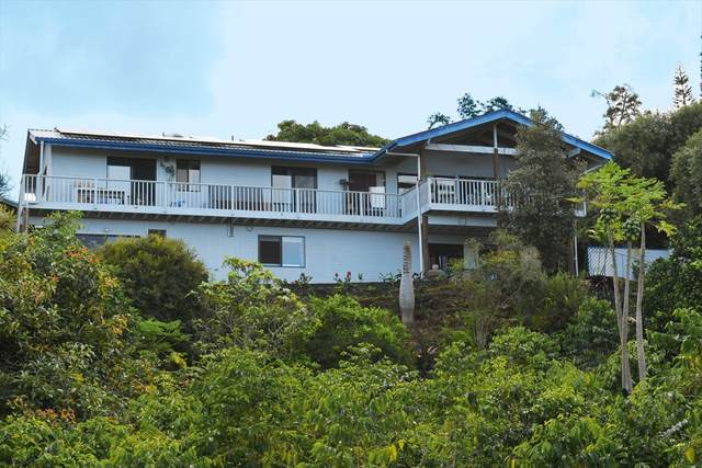 78-6895 Mamalahoa Hwy, Holualoa, HI 96725 (MLS #640970) :: LUVA Real Estate