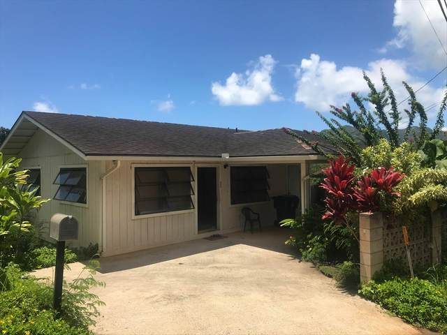 2934 Waa Rd, Lihue, HI 96766 (MLS #641033) :: Elite Pacific Properties