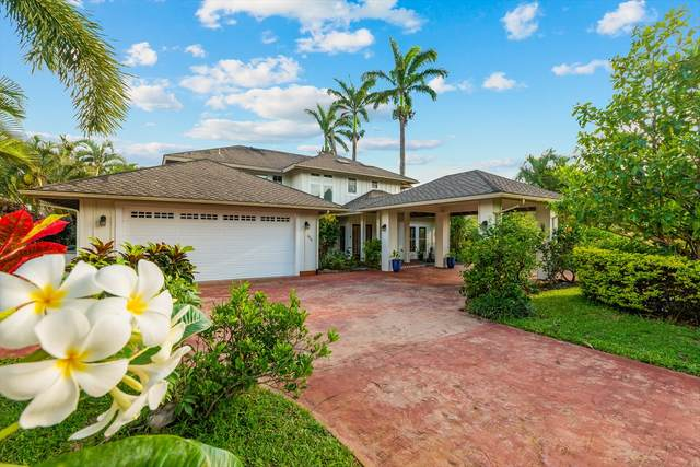3938 Namakeha Lp, Princeville, HI 96722 (MLS #641105) :: Song Team | LUVA Real Estate