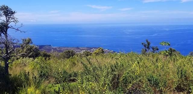 88-1579 Moana Drive, Captain Cook, HI 96704 (MLS #641143) :: Iokua Real Estate, Inc.