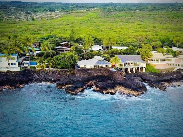 78-6620 Alii Dr, Kailua-Kona, HI 96740 (MLS #641144) :: Aloha Kona Realty, Inc.