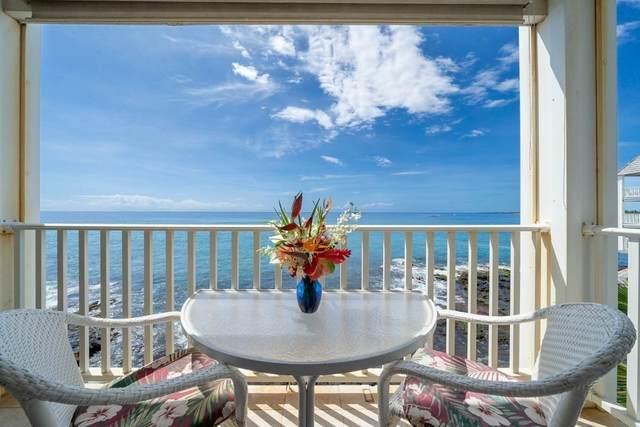75-5870 Kahakai Rd #303, Kailua-Kona, HI 96740 (MLS #641155) :: Elite Pacific Properties