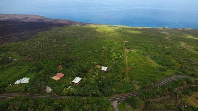 87-2481 Hawaii Belt Rd, Captain Cook, HI 96704 (MLS #641189) :: Song Team   LUVA Real Estate