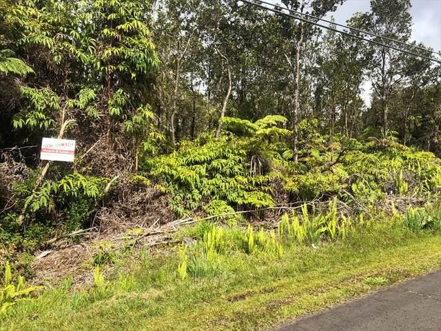 Address Not Published, Volcano, HI 96785 (MLS #641265) :: LUVA Real Estate