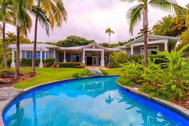78-6804 Kuhinanui St, Kailua-Kona, HI 96740 (MLS #641282) :: Corcoran Pacific Properties