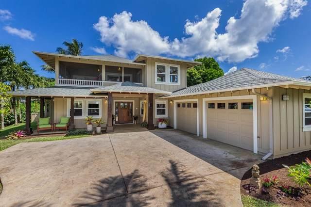 4216 Kinau Pl, Princeville, HI 96722 (MLS #641303) :: Corcoran Pacific Properties
