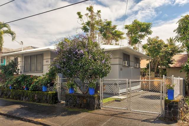 991 Kinoole St, Hilo, HI 96720 (MLS #641323) :: Song Team | LUVA Real Estate