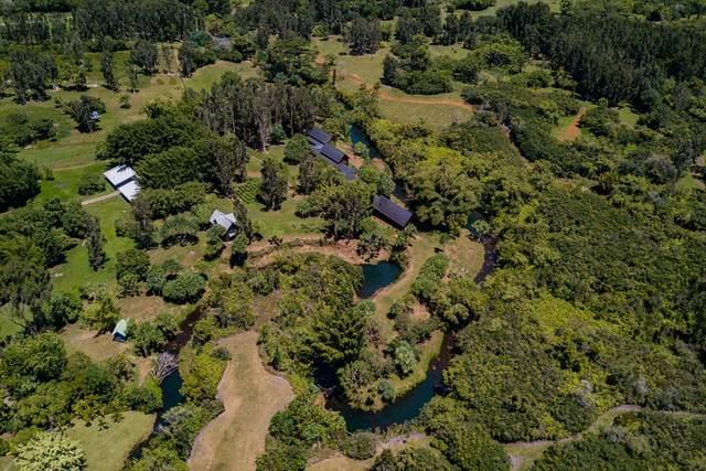 2895-H Kamookoa, Kilauea, HI 96722 (MLS #641325) :: Corcoran Pacific Properties