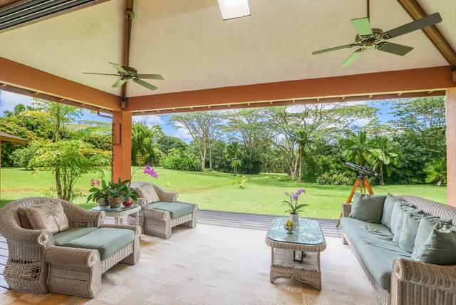 6171 Kahiliholo Rd, Kilauea, HI 96754 (MLS #641328) :: Iokua Real Estate, Inc.