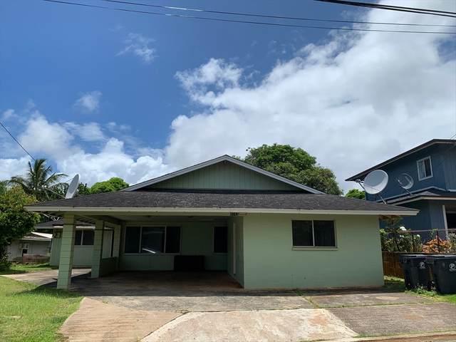 4042 Palikea St, Lihue, HI 96766 (MLS #641336) :: Song Team   LUVA Real Estate