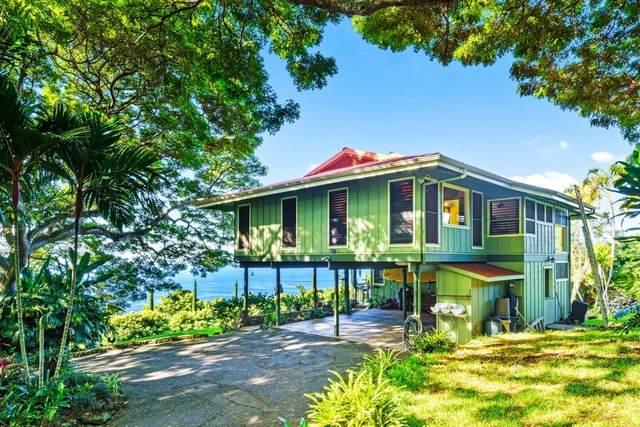 81-919 Makahiki Ln, Captain Cook, HI 96704 (MLS #641342) :: Iokua Real Estate, Inc.