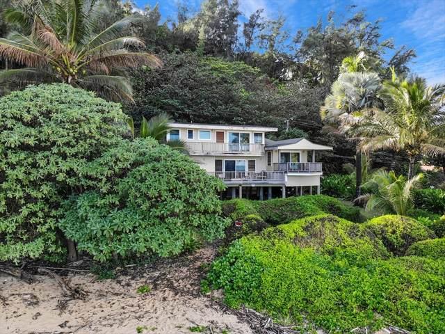 5-6898 Kuhio Hwy, Hanalei, HI 96714 (MLS #641490) :: Corcoran Pacific Properties