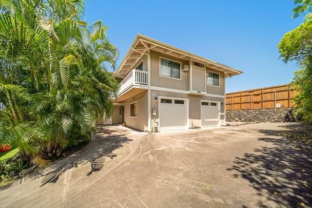 76-6125-A Royal Poinciana Wy, Kailua-Kona, HI 96740 (MLS #641505) :: Iokua Real Estate, Inc.