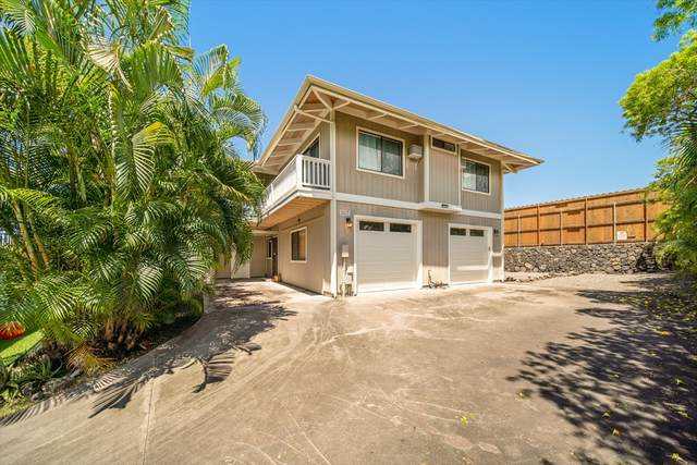 76-6125-A Royal Poinciana Wy, Kailua-Kona, HI 96740 (MLS #641505) :: Song Team | LUVA Real Estate