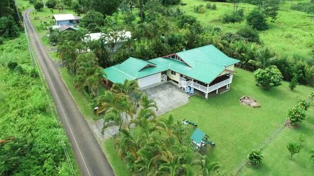 27-602 Kalaoa Camp Rd, Papaikou, HI 96781 (MLS #641531) :: Corcoran Pacific Properties