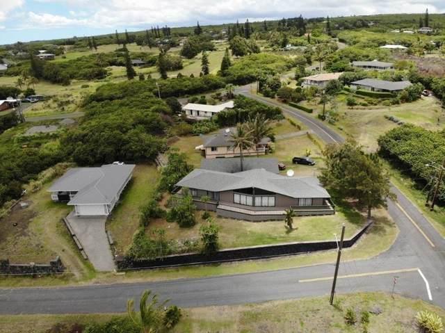 94-1625 Makalii St, Naalehu, HI 96772 (MLS #641537) :: Elite Pacific Properties