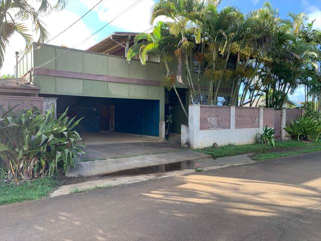 4164 Waipua St, Kilauea, HI 96754 (MLS #641551) :: Song Team | LUVA Real Estate