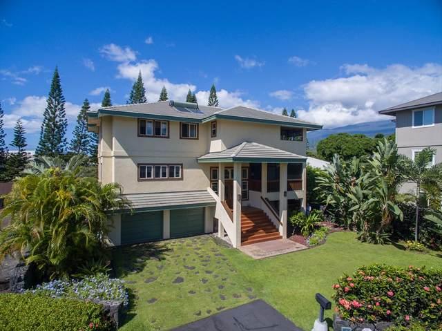 75-5521 Kona Bay Dr, Kailua-Kona, HI 96740 (MLS #641556) :: Hawai'i Life