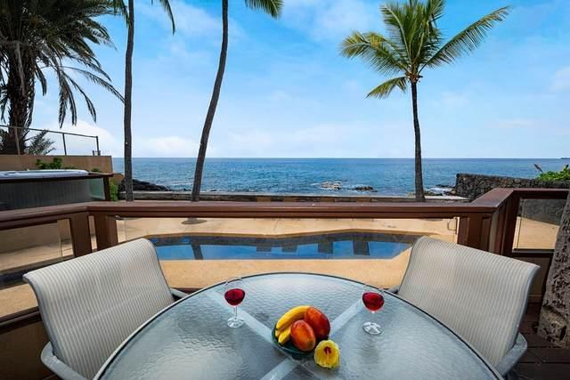 75-5932 Alii Dr, Kailua-Kona, HI 96740 (MLS #641625) :: Corcoran Pacific Properties