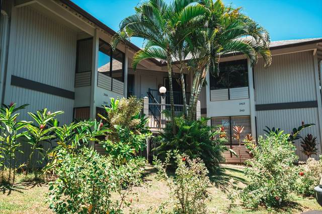 4121 Rice St, Lihue, HI 96766 (MLS #641645) :: Corcoran Pacific Properties