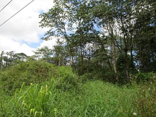 Sandalwood Ct, Kurtistown, HI 96760 (MLS #641701) :: LUVA Real Estate