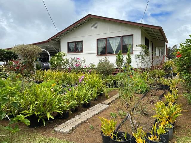 64-5210 Hoohoa St, Kamuela, HI 96743 (MLS #641710) :: Corcoran Pacific Properties