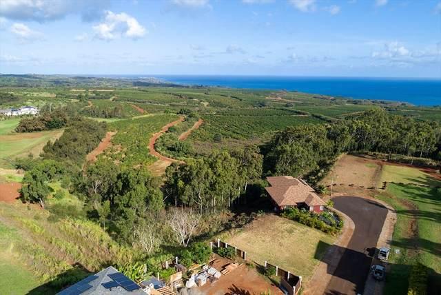 Kua Aina St, Kalaheo, HI 96741 (MLS #641714) :: Kauai Exclusive Realty