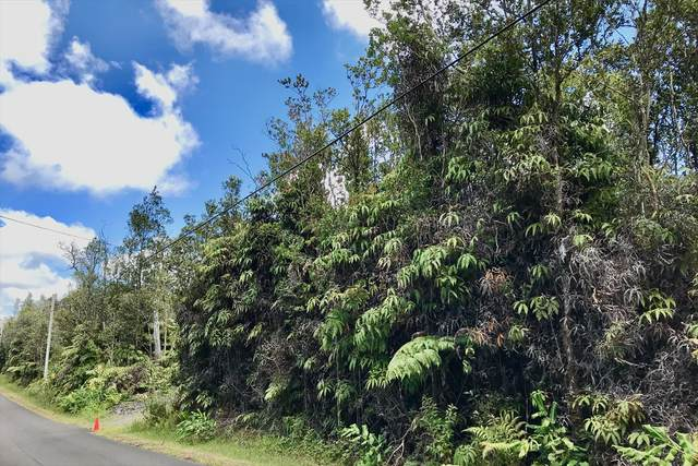 Alaula St, Volcano, HI 96785 (MLS #641728) :: LUVA Real Estate