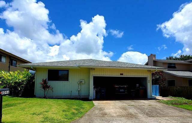 4096 Oni Pl, Kalaheo, HI 96741 (MLS #641739) :: Song Team | LUVA Real Estate