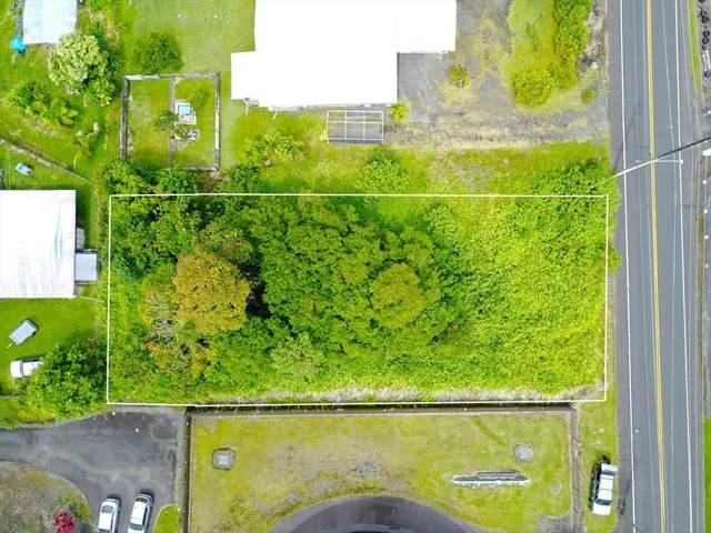 838 W. Kawailani Street, Hilo, HI 96720 (MLS #641819) :: Song Team | LUVA Real Estate