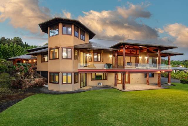 73-4695 Pilialoha Road, Kailua-Kona, HI 96740 (MLS #641835) :: Iokua Real Estate, Inc.