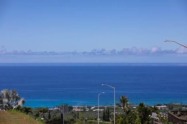 76-6353 Kilohana St, Kailua-Kona, HI 96740 (MLS #641856) :: LUVA Real Estate