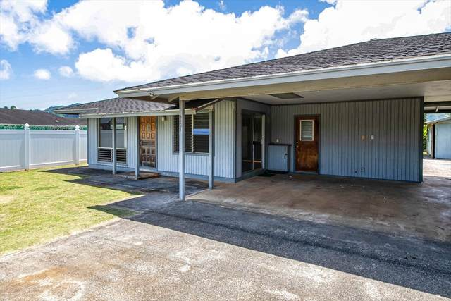4421 Pio St, Lihue, HI 96766 (MLS #641879) :: Song Team | LUVA Real Estate